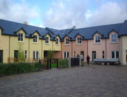 Cromwell's Court Housing Development