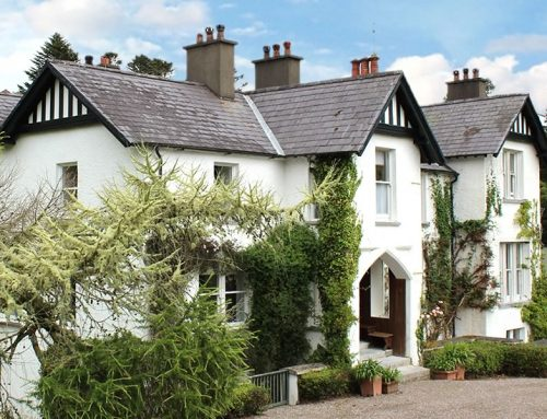 Dereen House, Lauragh, Killarney