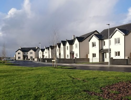 Kerry County Council Housing, Kenmare
